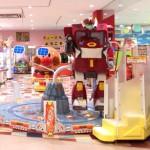 巨大ロボット!アレスが新登場!