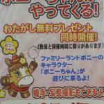 リニューアルオープン「ファミリーランドポニー北指宿店」!